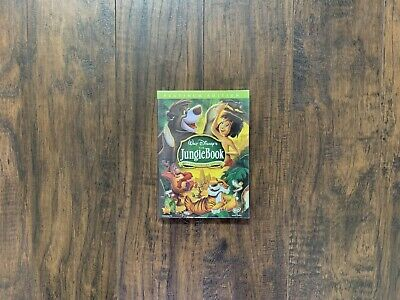 The Jungle Book Disney DVD Brand New Free Shipping