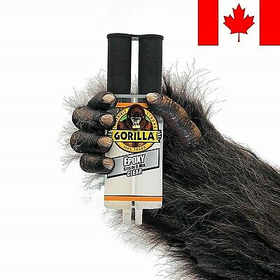 Gorilla Epoxy, .85 oz., Clear (FAST & FREE SHIPPING)