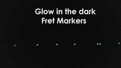 Glow Dotz glow-in-the-dark Fret Markers