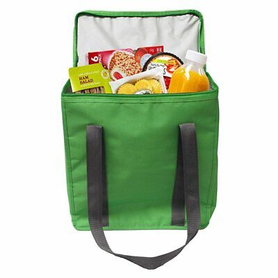 Large Insulated Soft Cooler, Ideal Food Delivery Bag. Hot or Cold