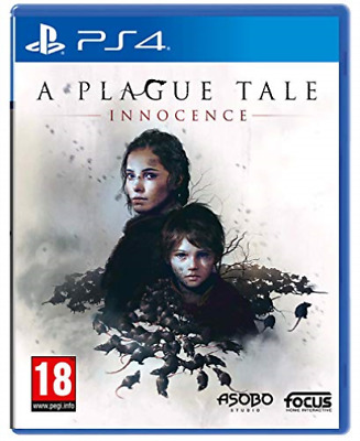 Ps4-A Plague Tale: Innocence (Ps4) GAME NUOVO