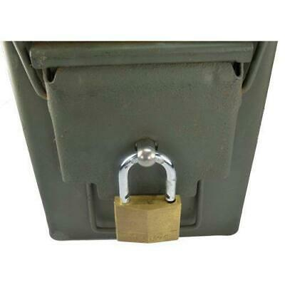 1 Count Ammo Box Can Lock Hardware Kit .50 Cal, Fat 50, 30 Cal, 20 mm, 40 mm