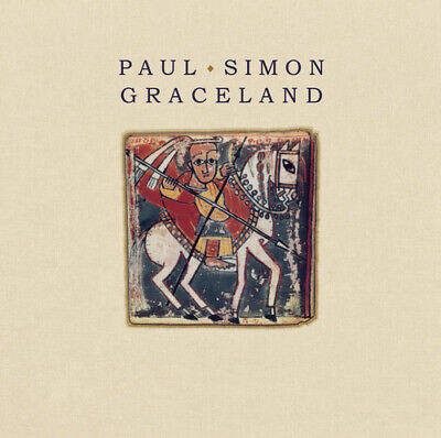 Paul Simon : Graceland CD 25th Anniversary  Album (2012)