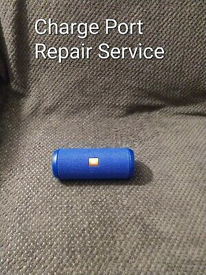 JBL FLIP 3 Bluetooth Speaker Repair Service For Micro Usb Charging
