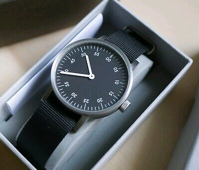 Void Watch Bauhaus V03B Two Hand