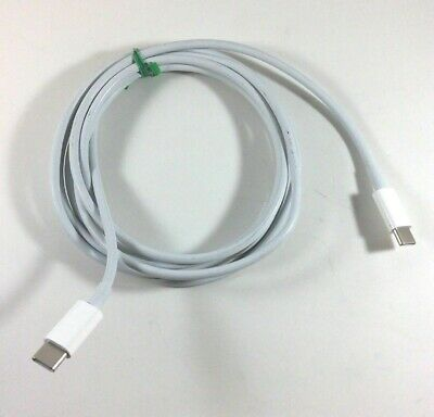 GENTLY USED Apple 6.6' (2m) USB-C Charge Cable MLL82AM/A Model A1739 [NO BOX]