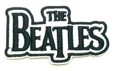"""USA Seller 3"""" THE BEATLES Embroidered Iron On patch patches Rock n Roll band 466"""