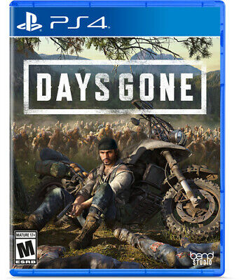 PlayStation 4 : Days Gone - Playstation 4 VideoGames