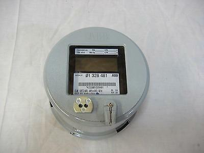 ABB A1R-A FM 9S (8S) Watt Hour Electric Meter CL20 120-480V 4WY or 4WD 60Hz