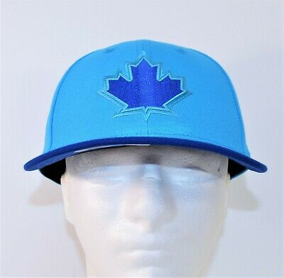 official photos a6631 dcd71 New Era Toronto Blue Jays Player Weekend 59FIFTY Low Profile Fitted Hat Sz 7  1