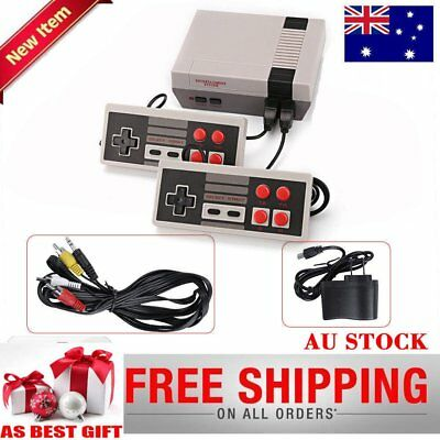 620 Video Games in 1 Classic Mini Game Console Fits NES Retro TV AV Gamepads AZ