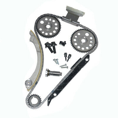 ENGINE BALANCE CHAIN, Tensioner, Gear & Guide Kit for Saab 9