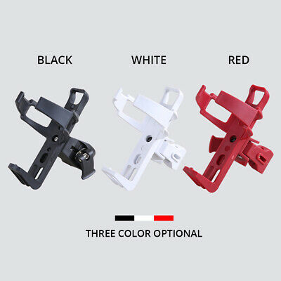White Water Bottle Drinks Holder Carrier Cage for Bike Bicycle Rack Sports