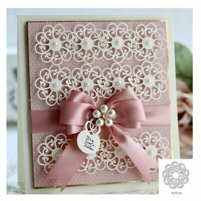 Little Flower Cutting Dies Stencil Scrapbooking Embossing Album Paper Card DIY