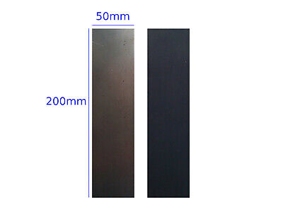 MMO Anode DSA + Cathode electrodes lab chlorate electrolysis 200mm double side