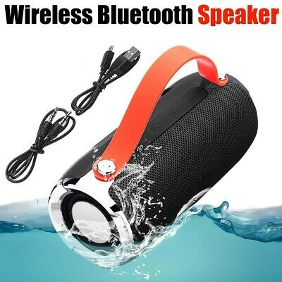 Waterproof Portable Bluetooth Speaker JBL Style Xtreme Outdoor Stereo Bass FM US