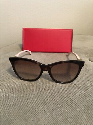 60478bf2fe1dd NEW FENDI SUNGLASSES Ff 0121 S Mfr-Ha Havana Brown Authentic 121 ...