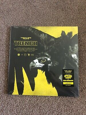 "twenty one pilots trench 12"" vinyl album sealed"