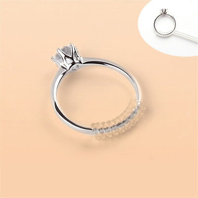 8pcs spiral based ring size adjuster ring guard original ring size adjuster ME