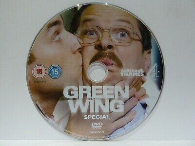 Green Wing Special (DVD, 2007) - DISC ONLY