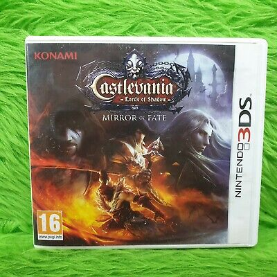 3ds CASTLEVANIA Lords of Shadow Mirror of Fate XL PAL UK English Version