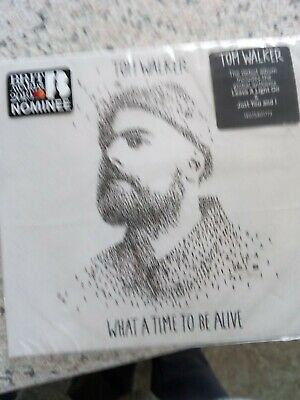 Tom Walker - What A Time To Be Alive cd