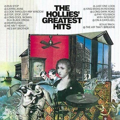 Hollies - Hollies Greatest Hits, The Hollies, Good Original recording remastered