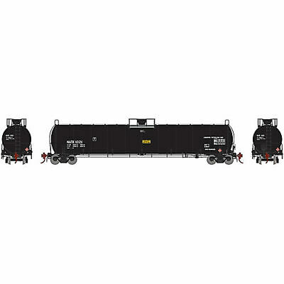 Athearn HO 33 900-Gallon LPG Tank Early NATX #1021 ATHG25488