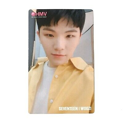 SEVENTEEN Woozi Happy Ending Venue Limited Photocard Japan Tour HARU