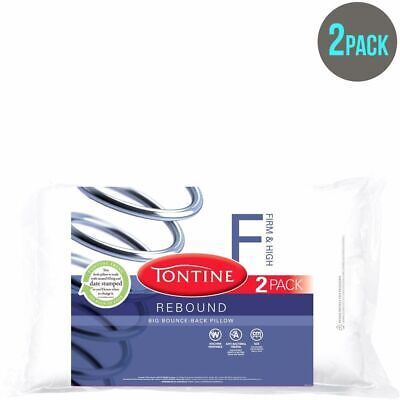New Tontine Tontine Big & Bouncy Firm & High 2pk Pillow By OZSALE