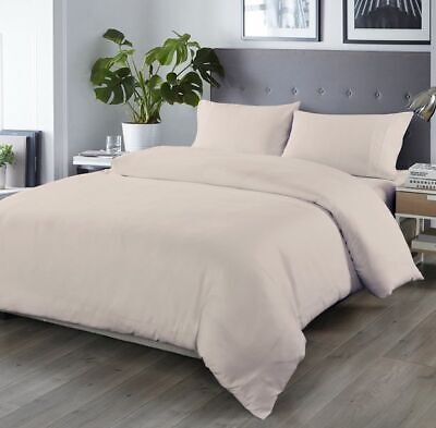 New Royal Comfort Blended Bamboo Quilt Cover Sets -Warm Grey-King By OZSALE