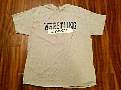 """Official TNA Impact Wrestling BDC Beat Down Clan /""""We Do What We Do/"""" T-Shirt"""