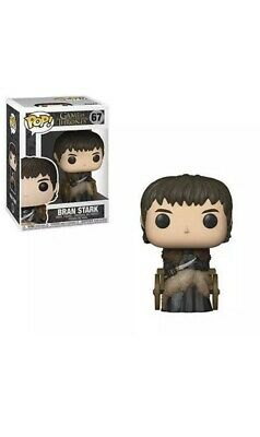 Funko Pop! Games of Thrones - Bran Stark #67 Vinyl Action Figure In Stock Now