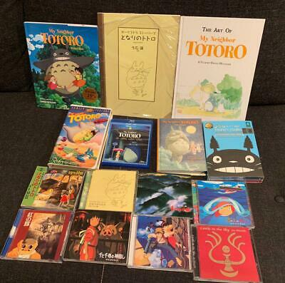 Complete Classical Totoro Collection with Studio Ghibli Soundtracks