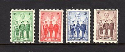 Australia - 1940 - Armed Forces - mint set