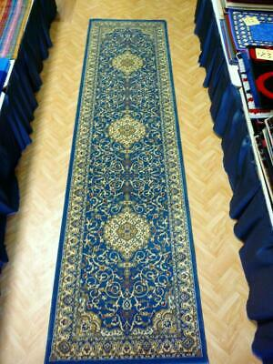 Hall Runners Classical 600 Blue
