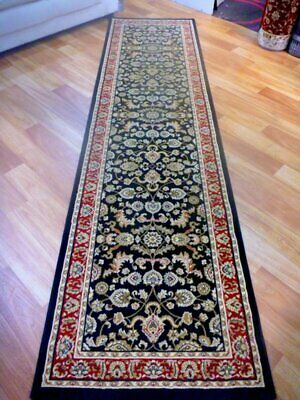 Hall Runners Classical 500 Black Red