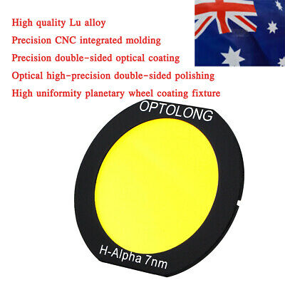 OPTOLONG H-Alpha 7nmEOS-C Precision double-sided optical coating filter AU LOCAL