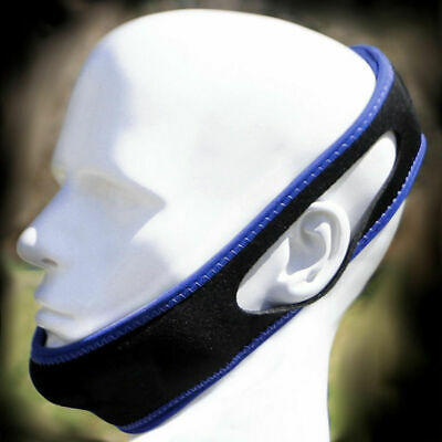 Acusnore Stop Snoring Anti Snore Jaw Chin Strap Belt Apnea Solution Comfort Fit