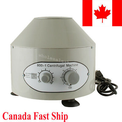 BIGCAPACITY ELECTRIC CENTRIFUGE Machine 4000rpm Lab Medical Practice