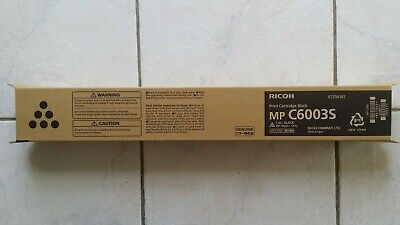 Genuine New Ricoh C6003S BLACK toner
