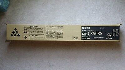 Genuine New Ricoh C3503S Black toner