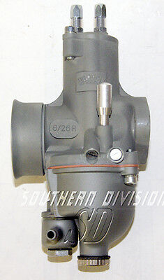 26mm Carburettor right Wassell 626 Vergaser Triumph T100C 5Ta 500ccm unit , BSA