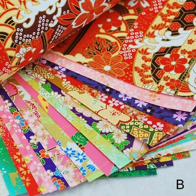 Origami Paper Folding Multi-color 3Sizes Floral-patterned Scrapbooking 20Pcs/Lot