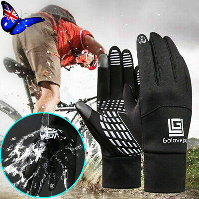 Unisex Winter Warm Smartphone Touch Screen Gloves Mittens Outdoor Sports Working