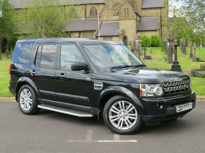 2010 (10) Land Rover Discovery 3.0 4 Tdv6 Xs 5Dr Automatic