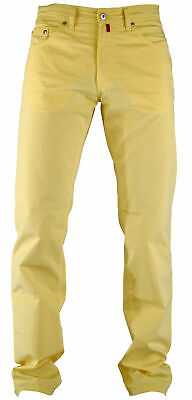 PIERRE CARDIN DEAUVILLE summer air touch sunny yellow Herren Jeans 3196 444.48