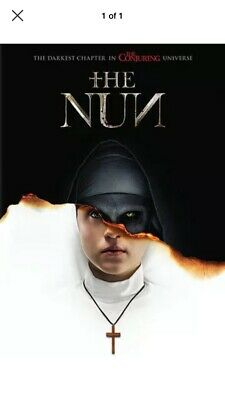 The Nun [New DVD] Free Shipping.