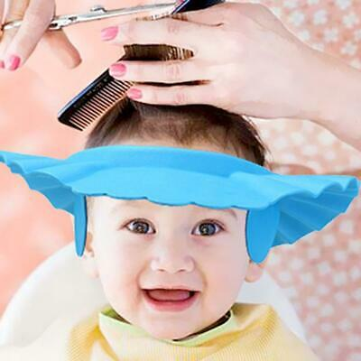 New Cute Safe Shampoo Shower Bathing Protect Soft Cap Hat for Baby WT88 07