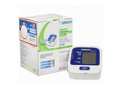 Omron Upper Arm Fully Automatic Blood Pressure Monitor HEM-7124 (IN) BASIC FS